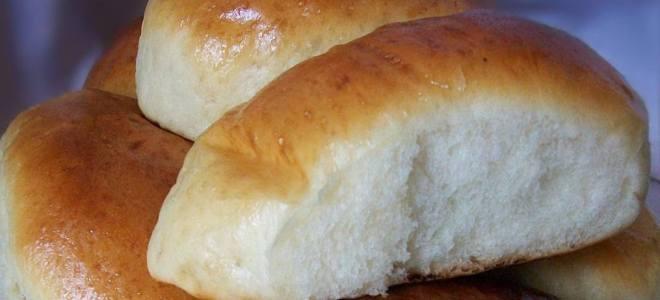 Тесто для пирожков в хлебопечке на натуральных дрожжах